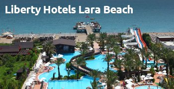 Liberty Hotels Lara Beach